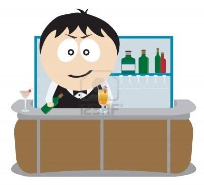 GEZOCHT: Barmannen/-vrouwen